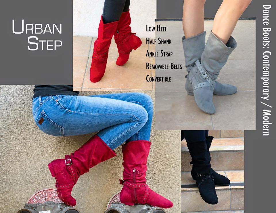 Urban Step Dance